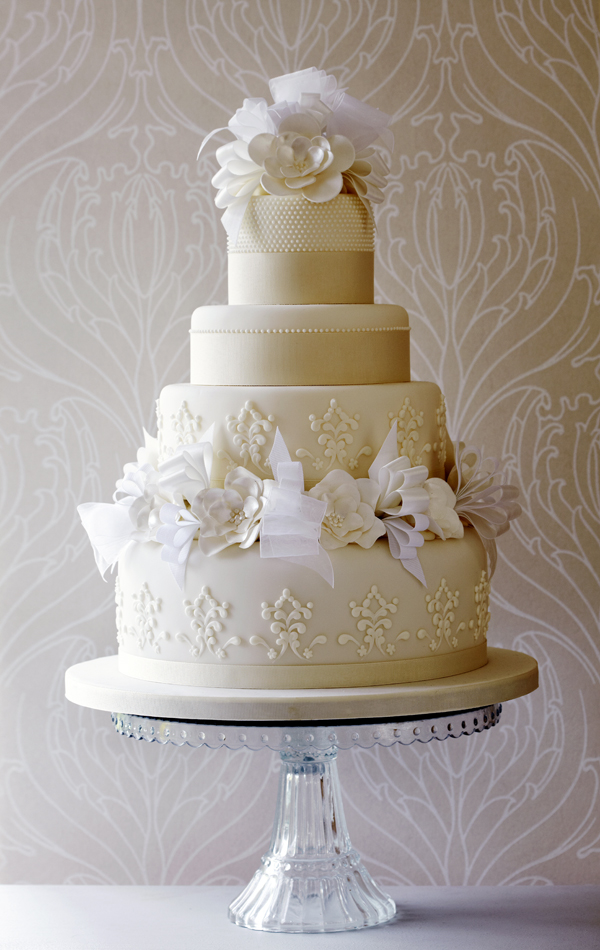 Mich Turner Couture Wedding Cakes