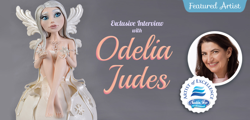 July 2016 Featured Artist of Excellence Odelia Judes