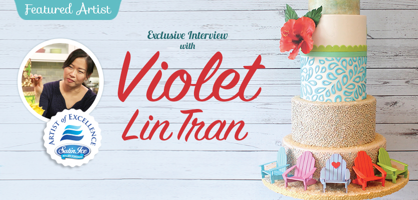 Featured Artist of Excellence: Violet Lin Tran